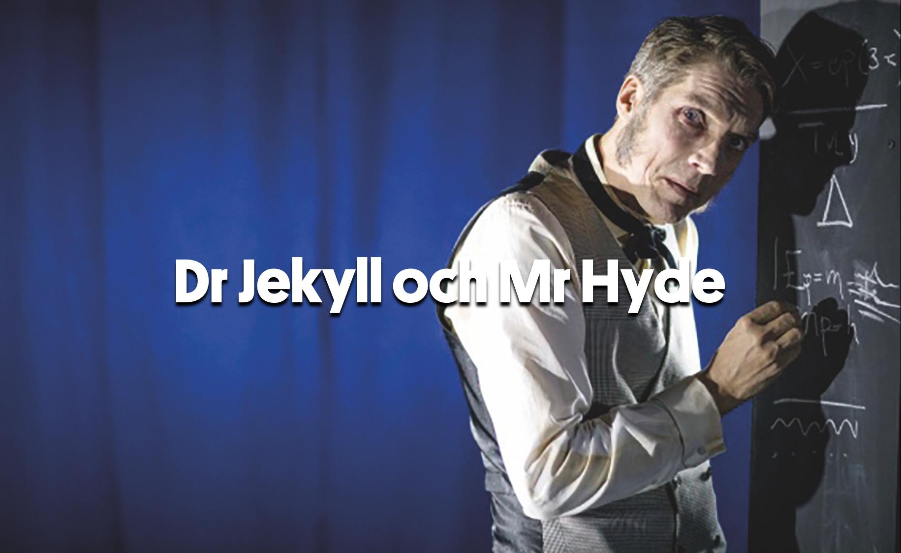 Länk till utdrag på Vimeo av Dr Jekyll och Mr Hyde